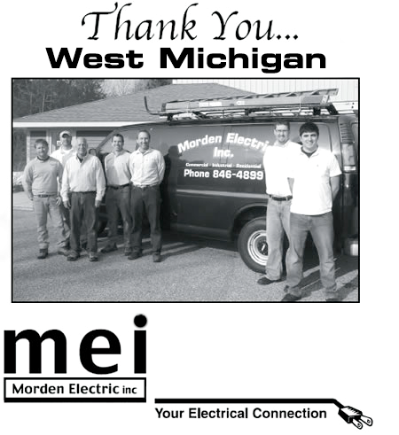 Morden Electric West Michigan the Best!